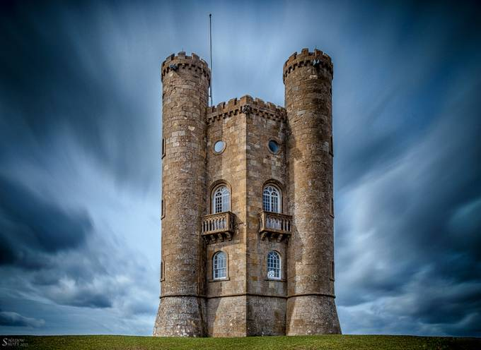 Broadway Tower by ShadowShots - Classical Architecture Photo Contest