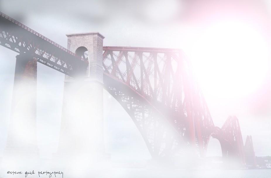 forth bridge in mist copy