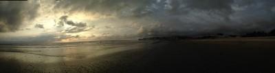Canoa, Manabí beach