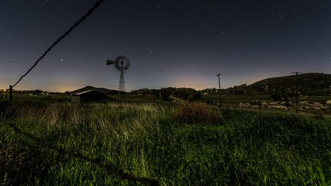 Ramona Nights by mickeystrider - Fences Photo Contest