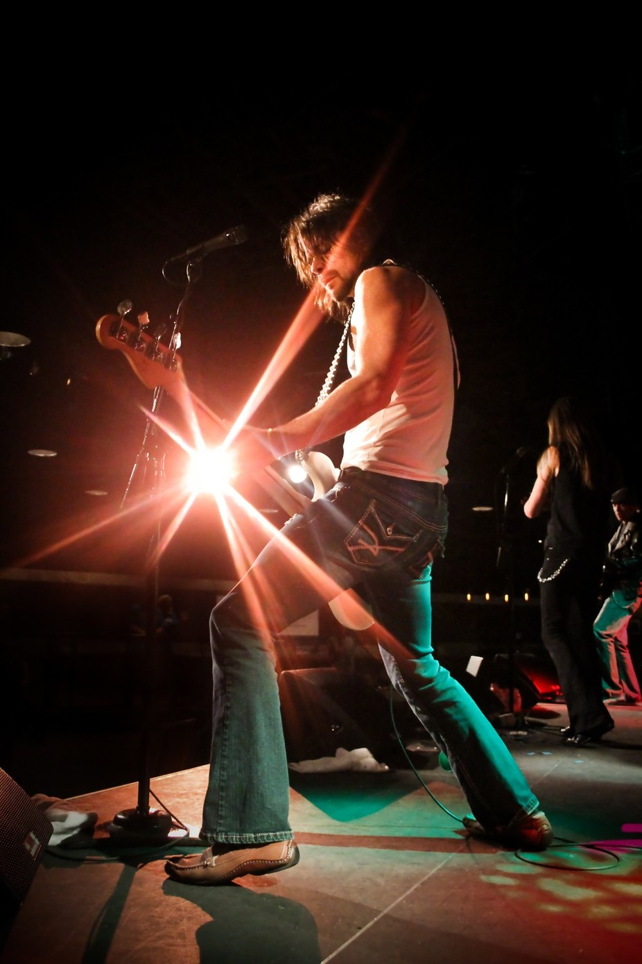 Rock Star by rueromani - On Stage Photo Contest