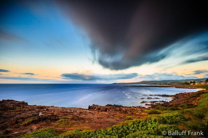 Maui Offshore Breeze UR2A1448 by frankosphotography - Clouds In Movement Photo Contest