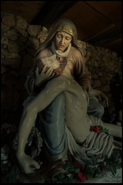 Pietà Photo