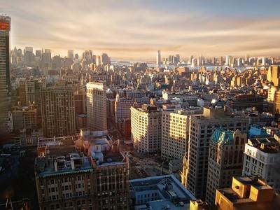 Good morning, Manhattan