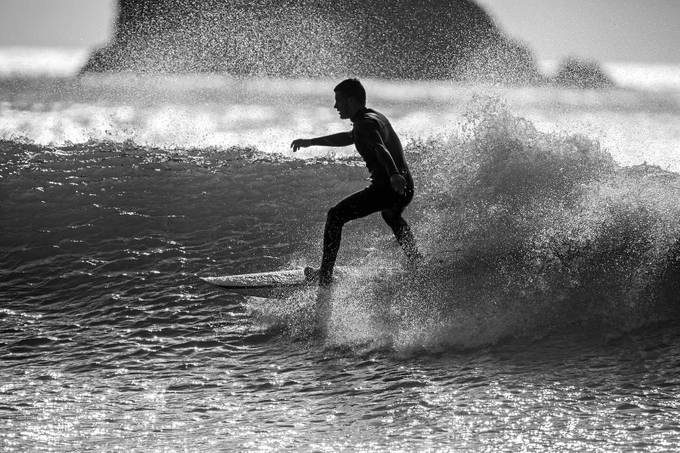 Surfing boy by Eddy22 - People And Water Photo Contest 2017