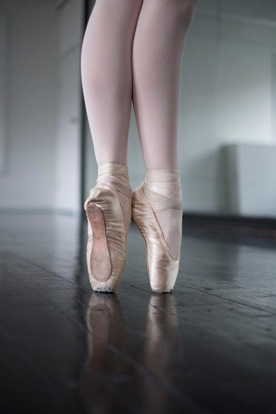 Ballarina Toe