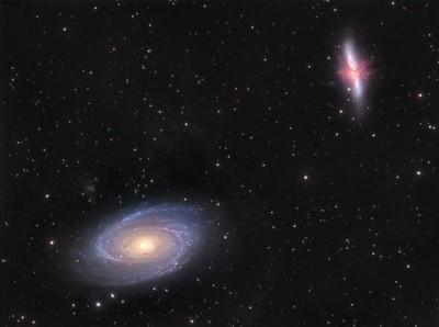 Galaxies in Ursa Major