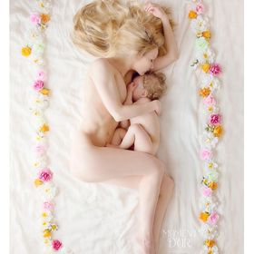 ''Breastfeeding is the best journey you can go with your child''. - Ausra Aukstuole