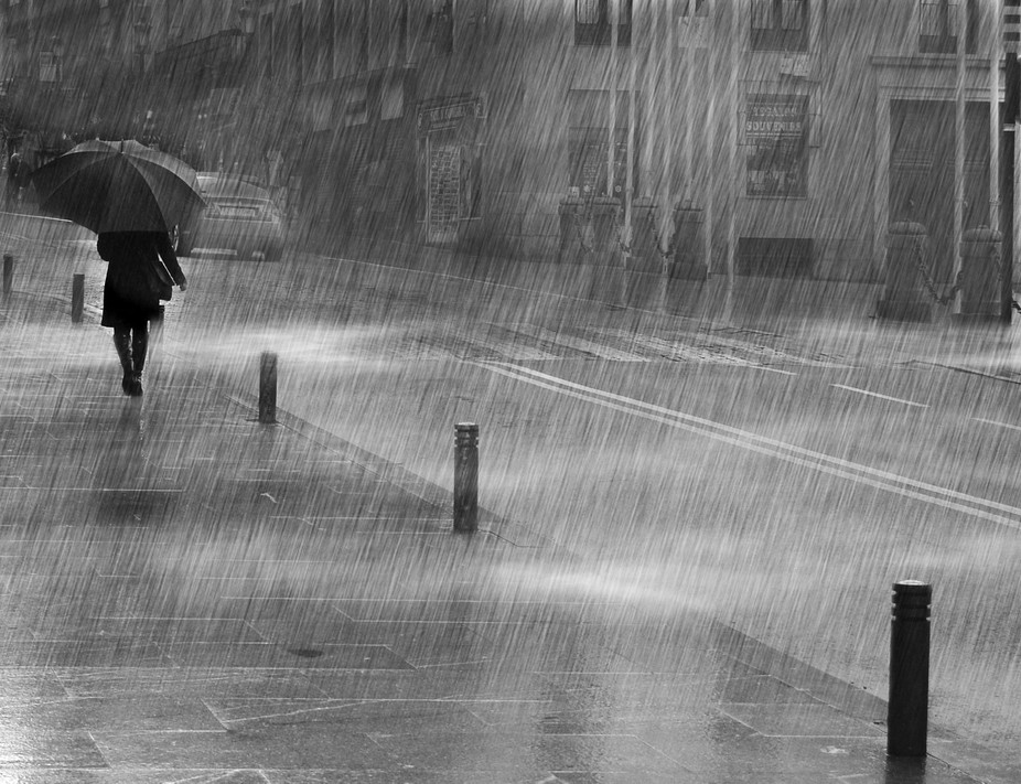 A terrible 14 days in Spain, rain non stop except for one day. I did shoot the best street photog...