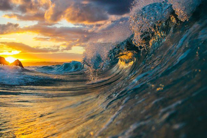 Coolangatta Sunset by lukemackenzie - Image of the Year Photo Contest by Snapfish