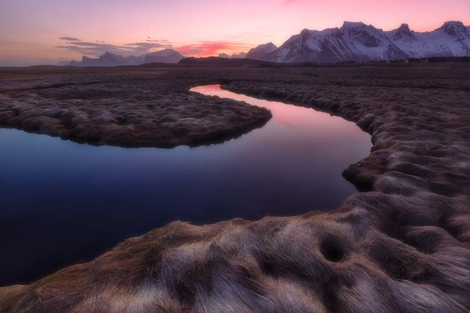 Sunrise at the Bend by DWongPhotos - Composing with Curves Photo Contest