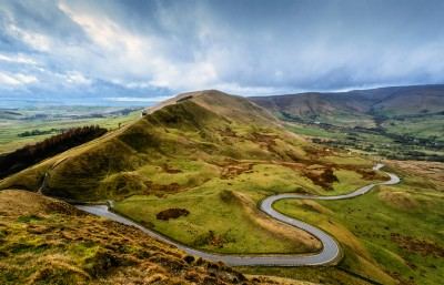 Road to Mam Tor