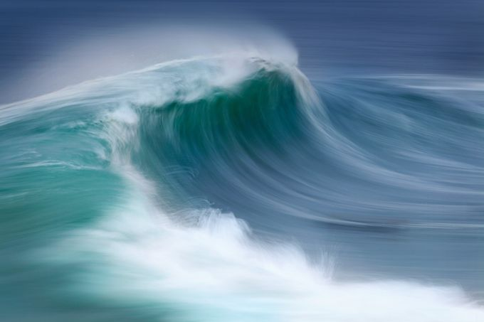 Wavescape motion by kto333 - Long Exposure Views Photo Contest