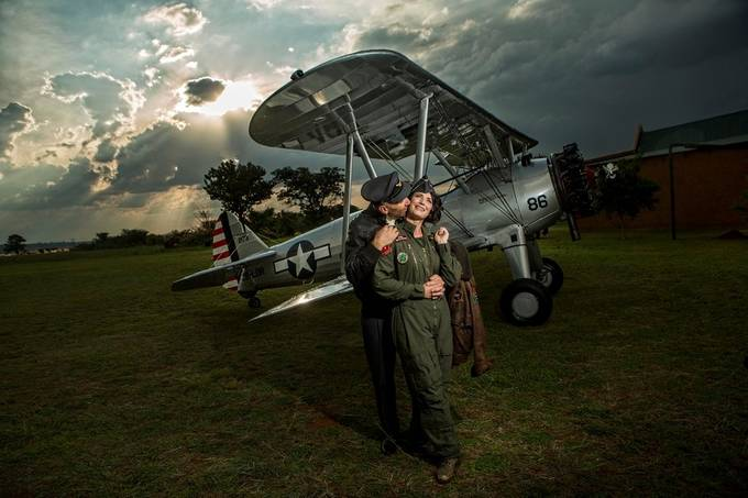 Two Pilots in Love by darrellfraser - Aircraft Photo Contest