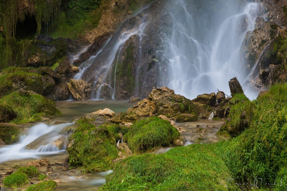 Gostilje waterfall is certainly one of the most attractive hydrologic values of Zlatibor.