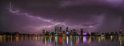 Striking Perth