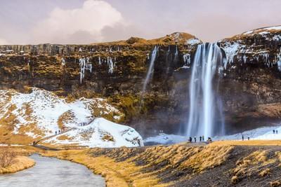 Skógarfoss Falls, Iceland