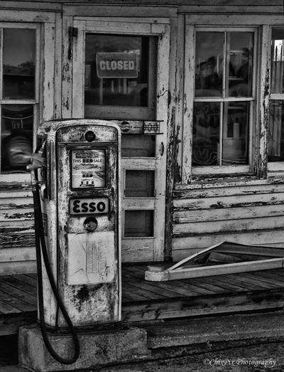 No More Gas