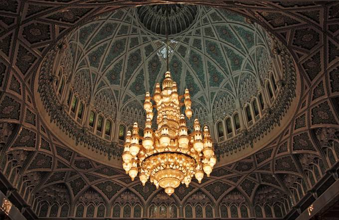 Oman C by MicheleBollhalder - Ceilings Photo Contest