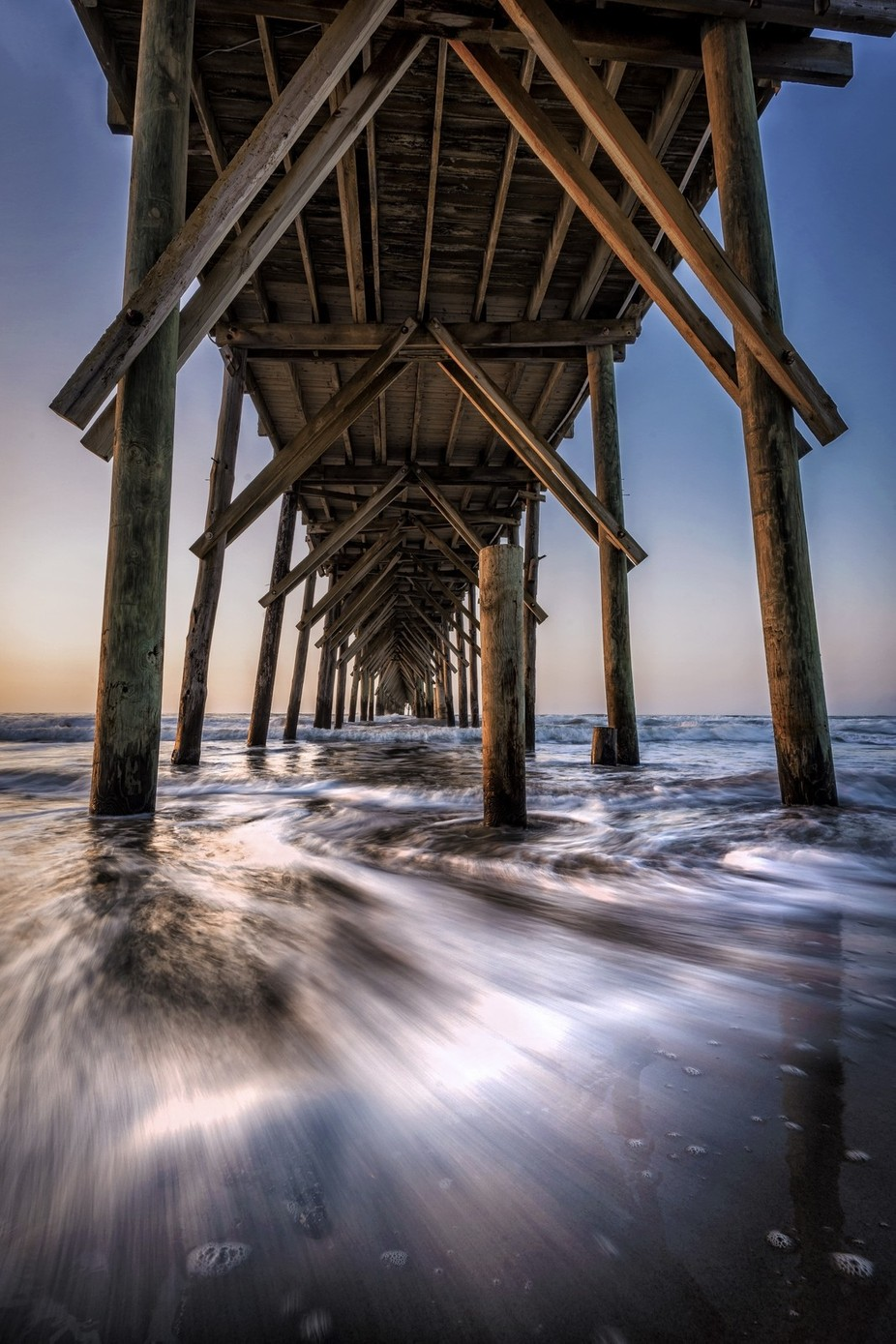 Picturesque by LarryGreene - The View Under The Pier Photo Contest