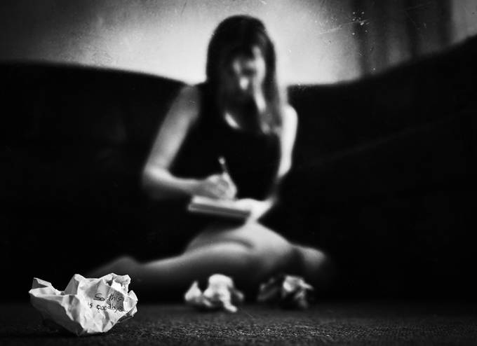 Love letter by SamantaKrivec - Subjects On The Ground Photo Contest