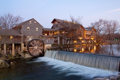 Old Mill Restaurant, Pigeon Forge, Tennessee