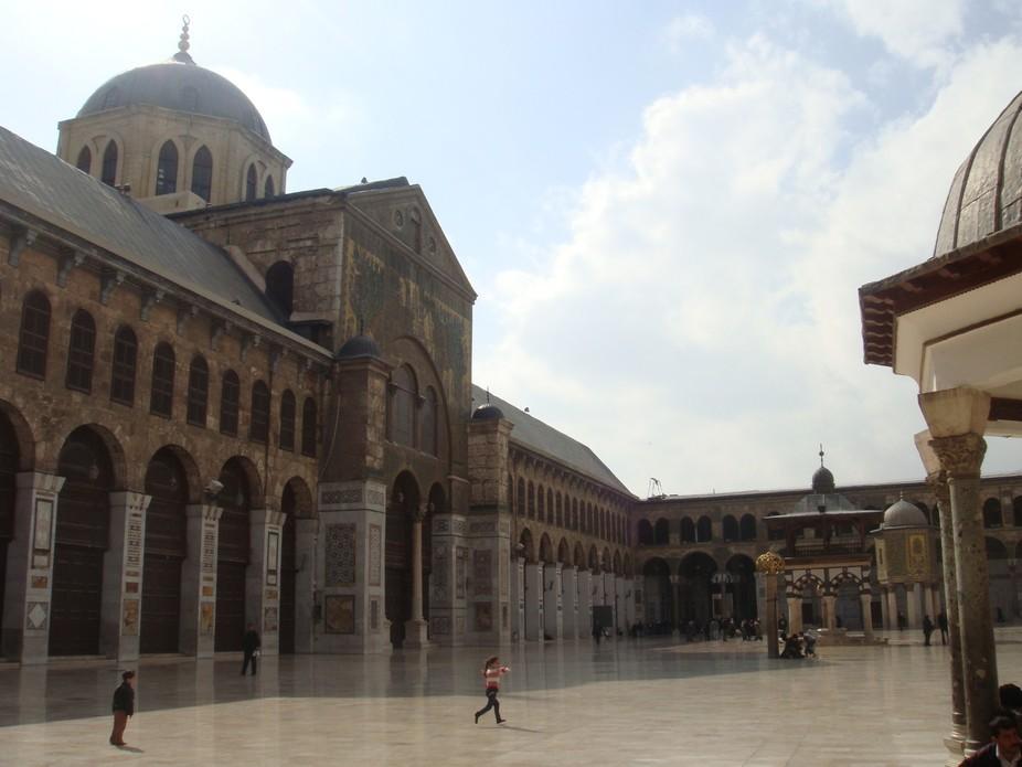 Umayyad Masjid-Damascus/Syria