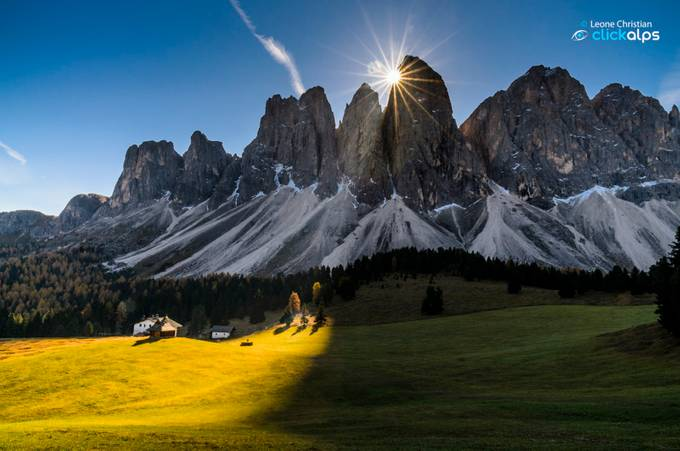 Odle Puez, Val Funes by PhotoLeone - Meadows Photo Contest