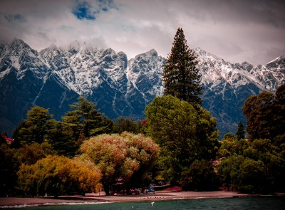 The Remarkable Mountains, Queenstown NZ