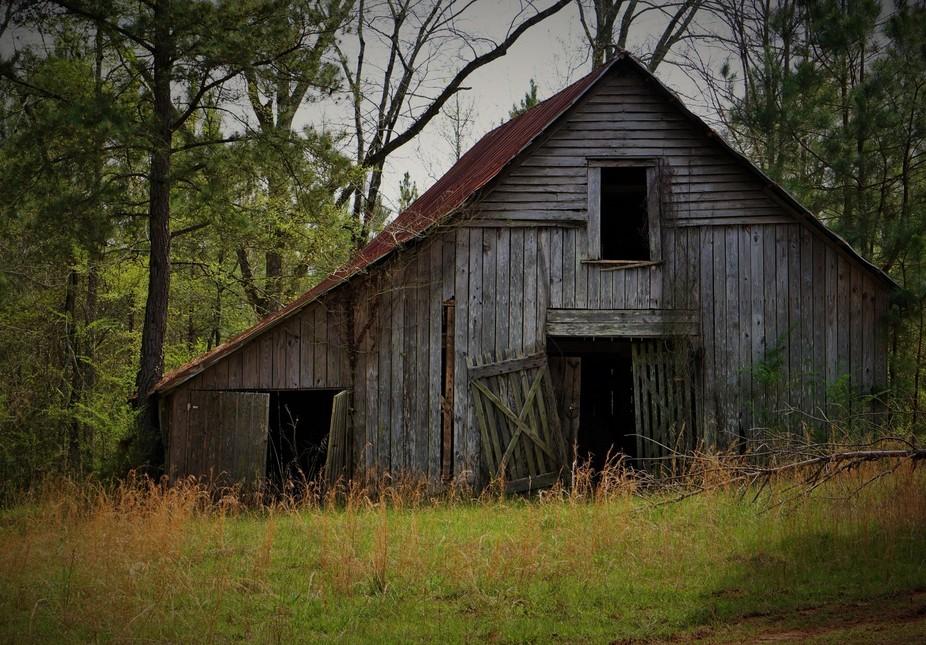 Old Barn, Jasper County