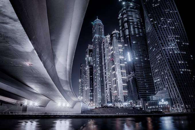 Gotham by ecmguy - Modern Cities Photo Contest