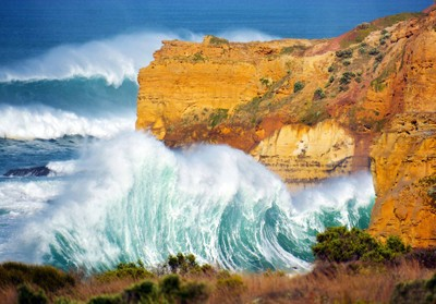 The Angry Wave-II