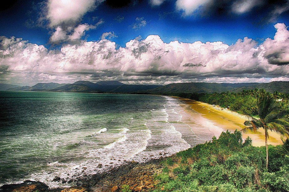 Four Mile Beach - Cairnes, Australia