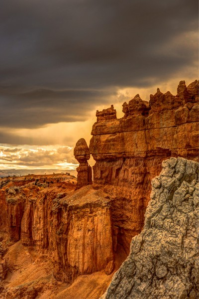 Hoodoo and the Storm