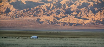 Mongolian Jurt