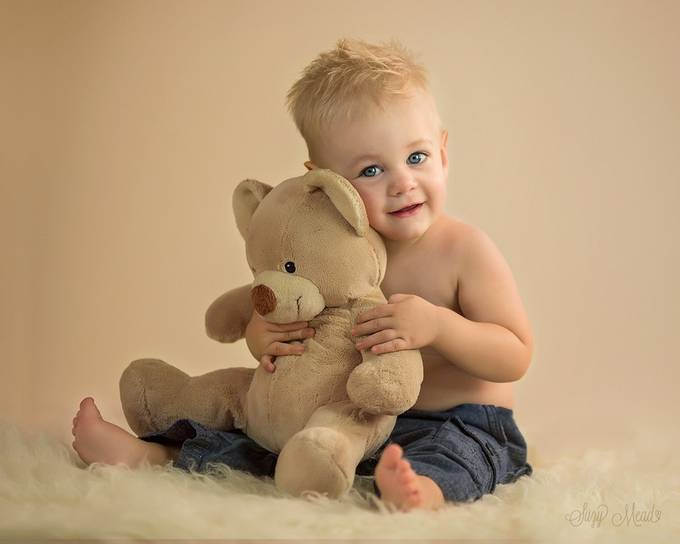 Teddy by suzymead - Baby Face Photo Contest