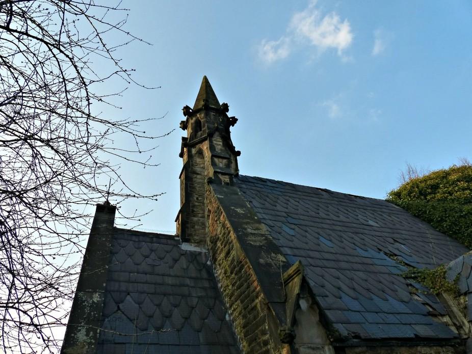 chapel falling into disrepair