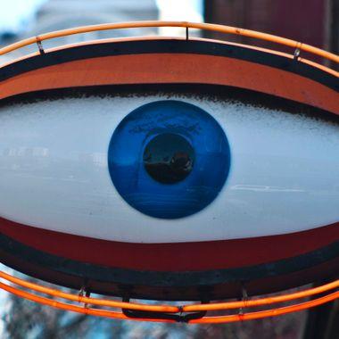 Big Brother Has Blue Eyes