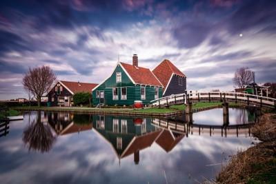Quiet house