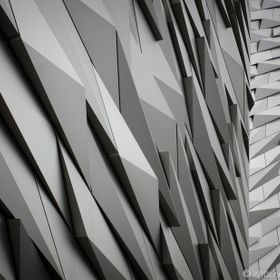 Architecture alone would impress you, the Titanic Museum in Belfast.