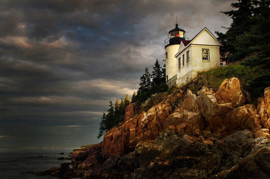 Bass Harbor Head Lighthouse #2
