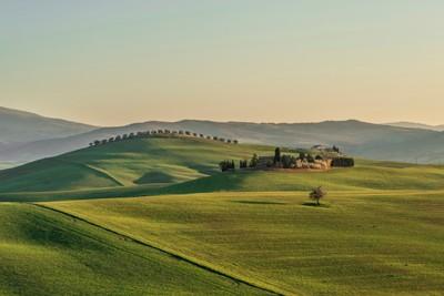 Farmlands of Tuscany