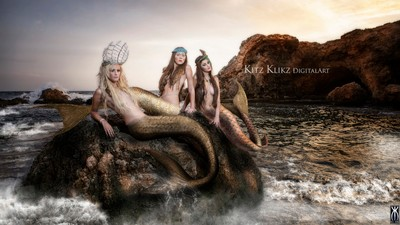 Mermaids - 4633