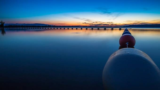 Blue Reflections by bminor - A World Of Blue Photo Contest