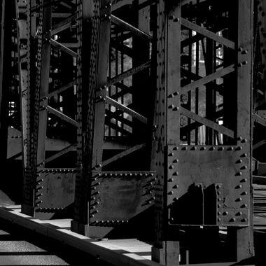 Steele Bridge in Portland