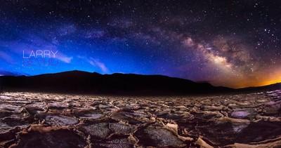 Dawning Death Valley