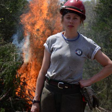 Burn Piles 2 - Peck Ranch
