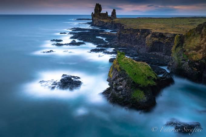 Keep calm, sea by FedericoSerafini - Landscapes Of Iceland Photo Contest