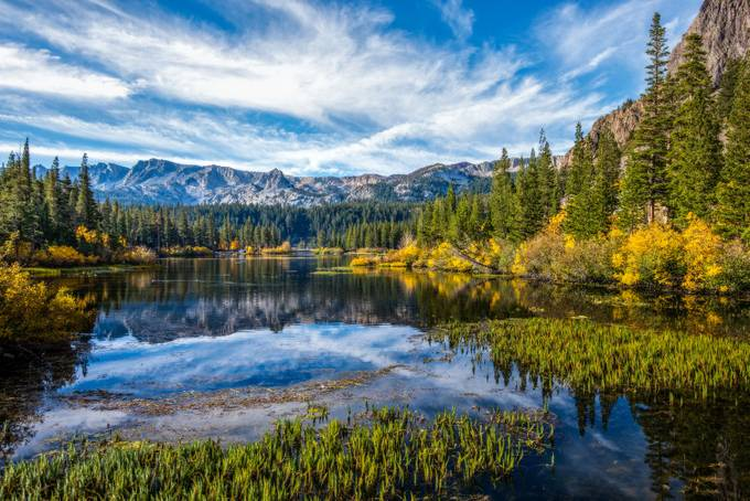 Twin Lakes by markcote - Nature In HDR Photo Contest