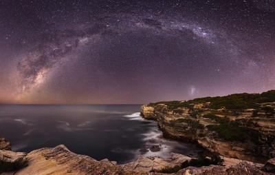 Kurnell Milky Way